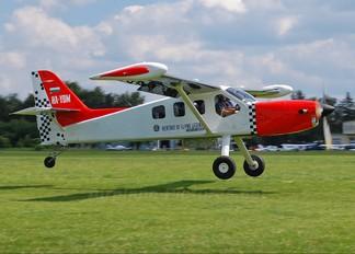 HA-YDM - Heritage of Flying Legends Technoavia SMG-92 Turbo Finist