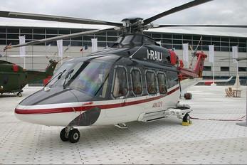 I-RAIU - Private Agusta Westland AW139