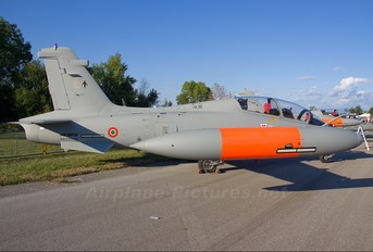 MM55075 - Italy - Air Force Aermacchi MB-339CD