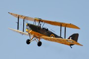 9H-RAF - Malta Aviation Museum de Havilland DH. 82 Tiger Moth aircraft