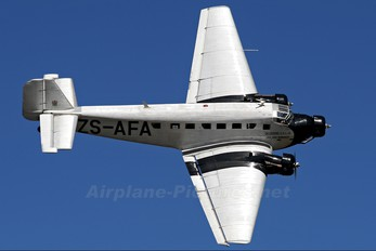 ZS-AFA - South African Airways Historic Flight Casa C-352L
