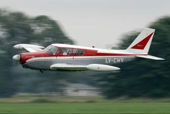 LV-CWV - Private Piper PA-24 Comanche