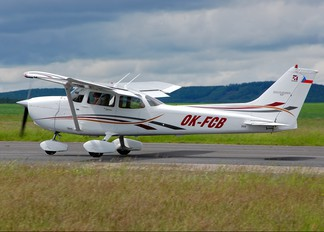 OK-FCB - Private Cessna 172 Skyhawk (all models except RG)