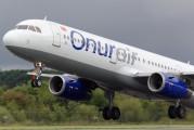 TC-OAF - Onur Air Airbus A321 aircraft