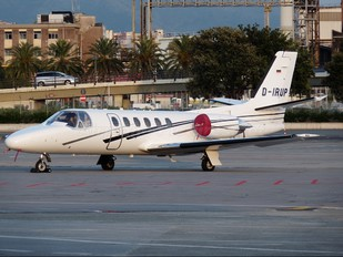 D-IRUP - Private Cessna 551 Citation II SP