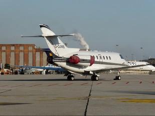 G-OJWB - Hangar 8 Hawker Beechcraft 800XP