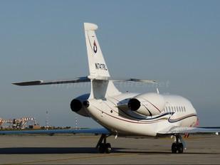 N747RL - Lewis Aeronautical Dassault Falcon 2000 DX, EX