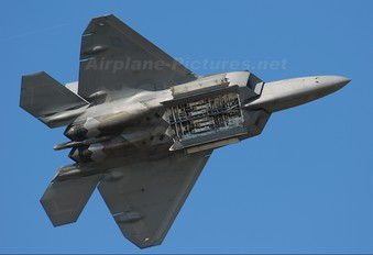 04-4071 - USA - Air Force Lockheed Martin F-22A Raptor