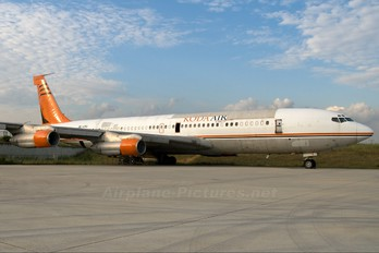 9L-LDU - Koda Air Cargo Boeing 707-300