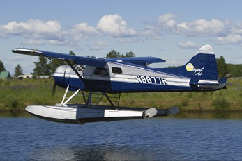 N9877R - Regal Air de Havilland Canada DHC-2 Beaver