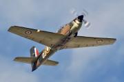 ZF317 - Royal Air Force Short 312 Tucano T.1 aircraft