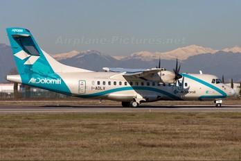 I-ADLV - Air Dolomiti ATR 42 (all models)