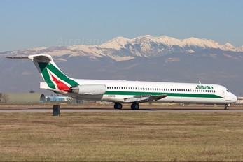 I-DATQ - Alitalia McDonnell Douglas MD-82