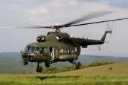 607 - Poland - Army Mil Mi-17AE aircraft