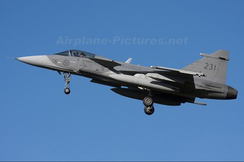 39231 - Sweden - Air Force SAAB JAS 39C Gripen