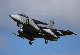 39257 - Sweden - Air Force SAAB JAS 39C Gripen
