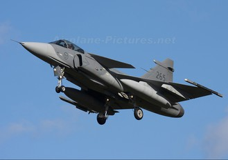 39265 - Sweden - Air Force SAAB JAS 39C Gripen