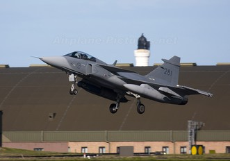 39281 - Sweden - Air Force SAAB JAS 39C Gripen
