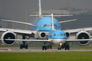 PH-WXC - KLM Cityhopper Fokker 70 aircraft