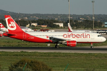 D-ABFB - Air Berlin Airbus A320