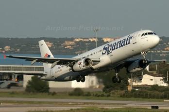 EC-HPM - Spanair Airbus A321