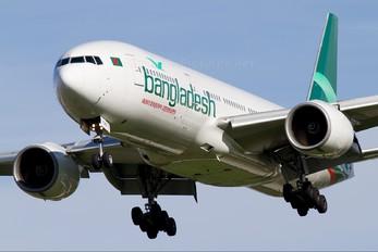 CS-TFM - Biman Bangladesh Boeing 777-200ER