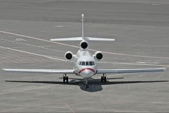 D-AWHG - Private Dassault Falcon 900 series