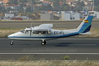 EC-IFL - INAER Partenavia P.68