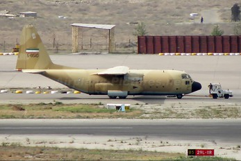 5-8510 - Iran - Islamic Republic Air Force Lockheed C-130E Hercules