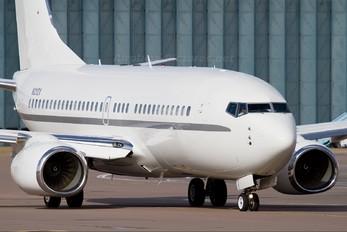 N2121 - Private Boeing 737-700 BBJ