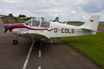 D-EOLS - Private Robin DR.300