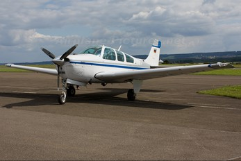 D-EELW - Private Beechcraft 33 Debonair / Bonanza