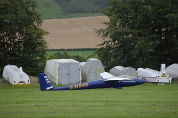 G-DBXE - Private Slingsby T.51 Dart