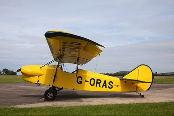 G-ORAS - Private Clutton FRED series 2