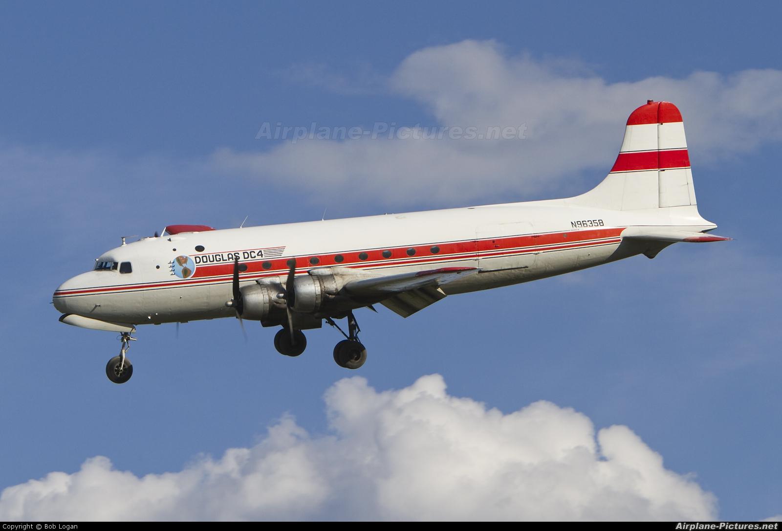 Alaska Air Fuel N96358 aircraft at Fairbanks Intl