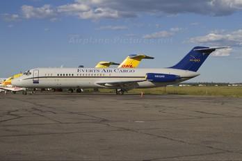 N932AX - Everts Air Cargo Douglas DC-9(F)
