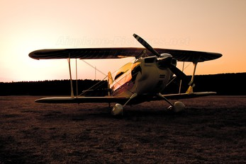 N81JR - Private Christen Eagle II