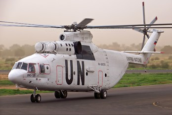 RA-06078 - United Nations Mil Mi-26