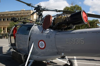 AS9315 - Malta - Armed Forces Sud Aviation SA-316 Alouette III