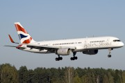F-GPEJ - British Airways - Open Skies Boeing 757-200WL aircraft