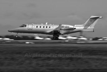 OE-GVX - Vistajet Learjet 40