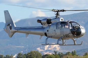 F-GFCI - Private Aerospatiale SA-341 / 342 Gazelle (all models)
