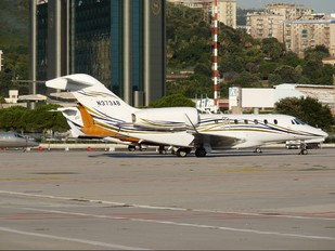 N373AB - Private Cessna 750 Citation X