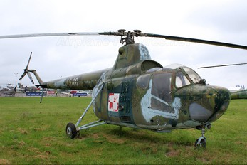 1540 - Poland - Air Force Mil Mi-1/PZL SM-1