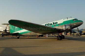 C-GPNR - Buffalo Airways Douglas DC-3