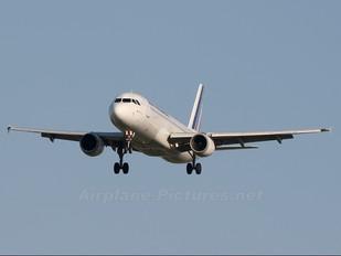 F-GJVG - Air France Airbus A320
