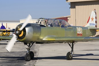 N52CY - Private Yakovlev Yak-52