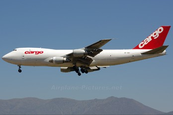 AP-BIO - Rayyan Air (cargo) Boeing 747-200SF