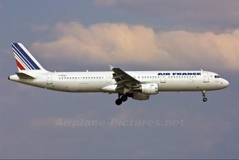 F-GTAJ - Air France Airbus A321