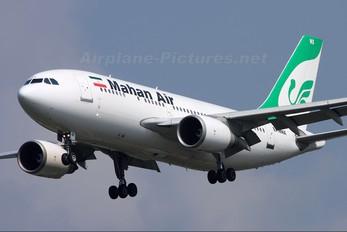 EP-MNX - Mahan Air Airbus A310
